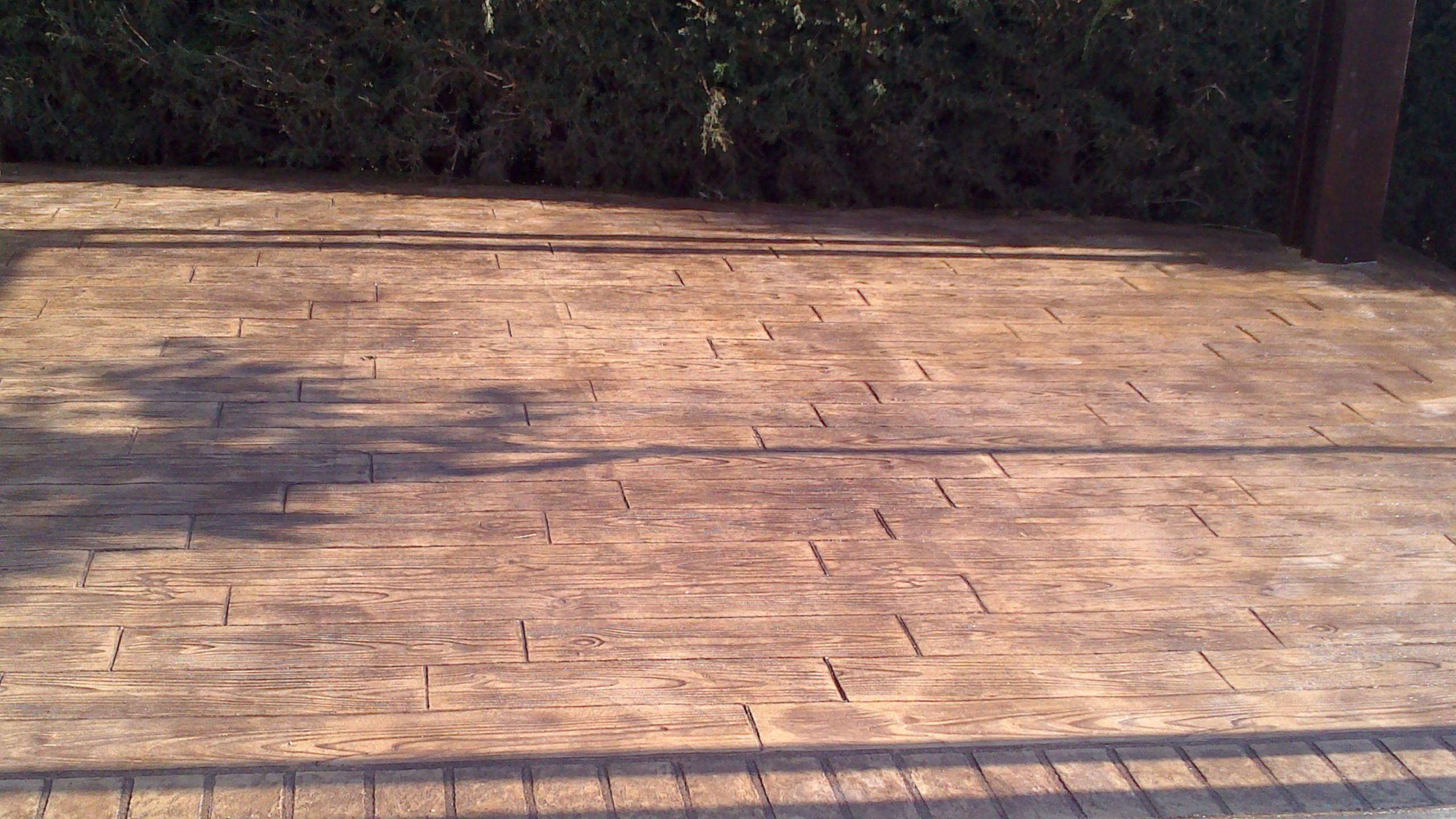 Hormigon impreso hormigon pulido y cemento impreso - Precio hormigon impreso valencia ...